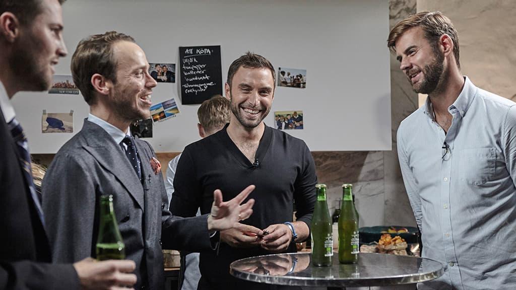 701e6f4a93cd Chevaleresk - Säsong 1 - Avsnitt 1 - TV-serier online - Viaplay.se