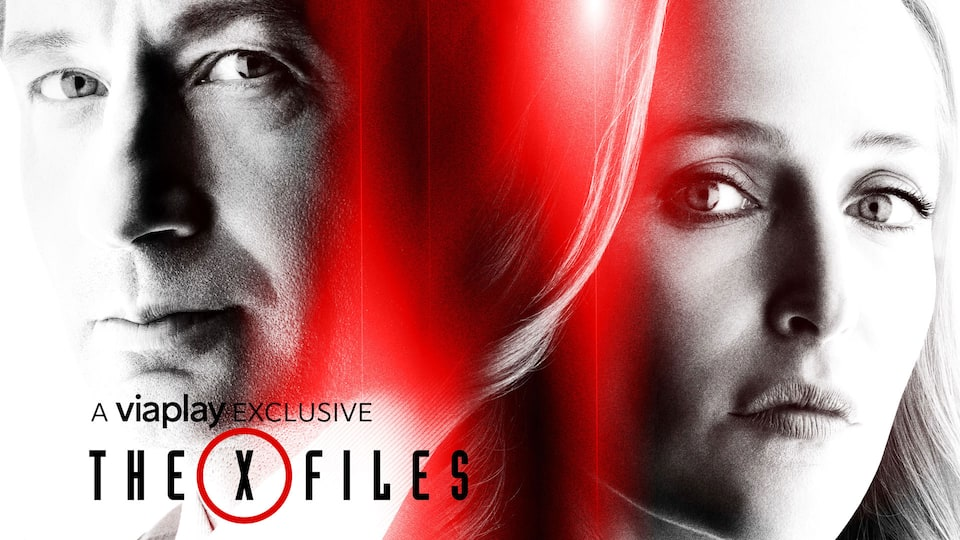 X-files sæson 2, DVD, TV-serier, Den uortodokse FBI agent Fox Mulders.