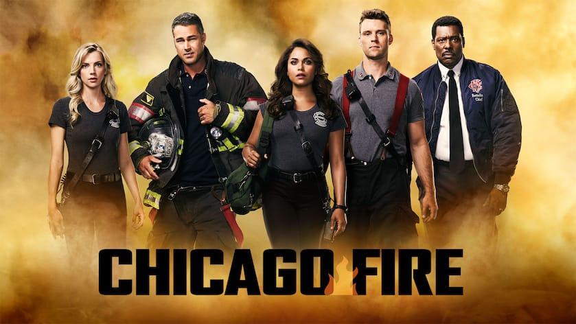 Chicago Fire Tv Ohjelmat Netissa Viaplay Fi