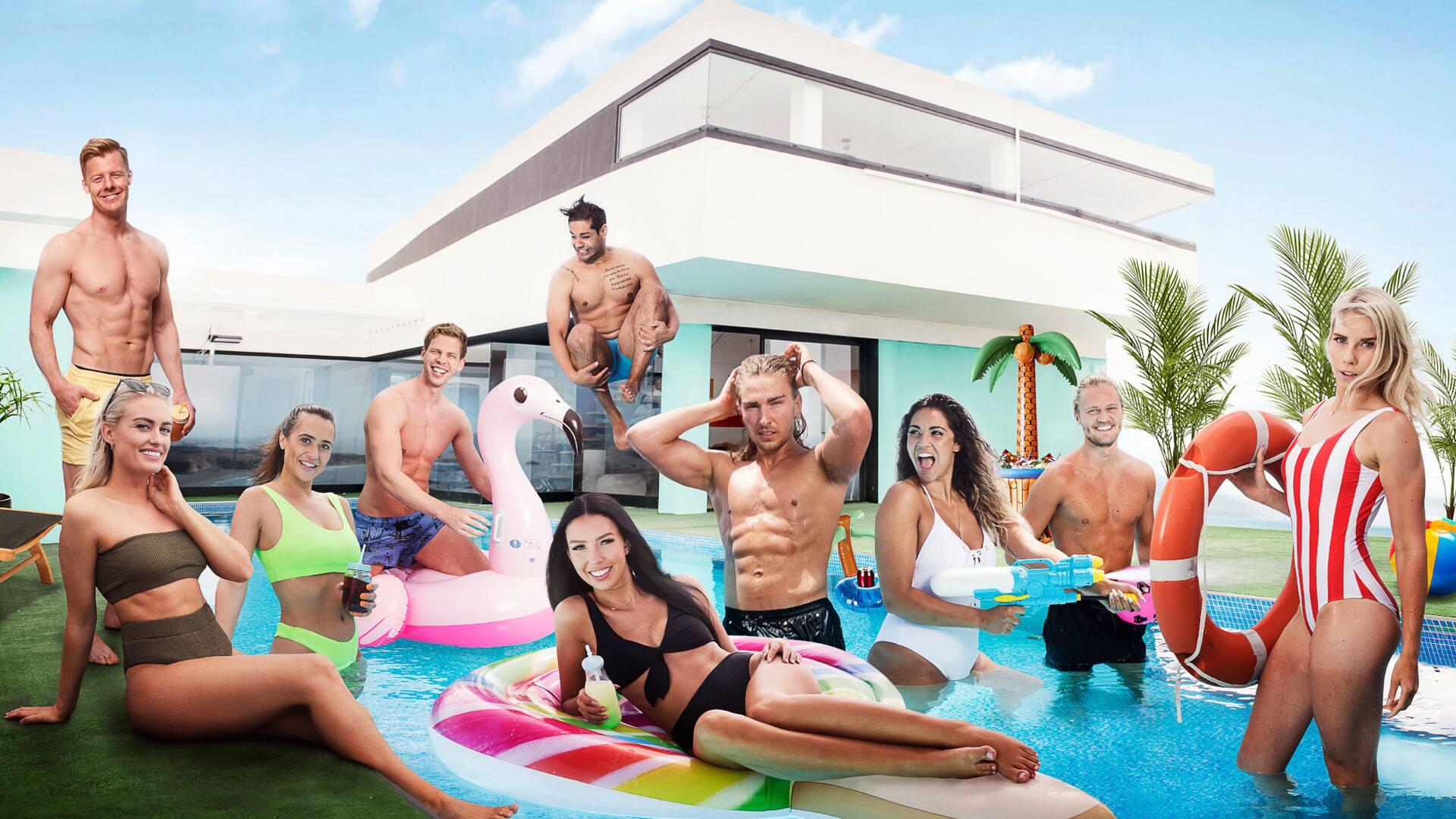 bikini island viaplay