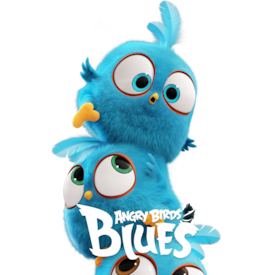 Angry Birds Blues NO