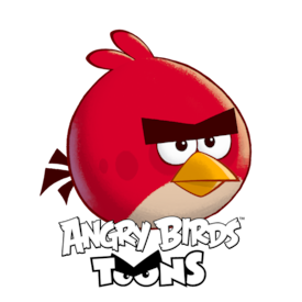 Angry Birds Toons DK