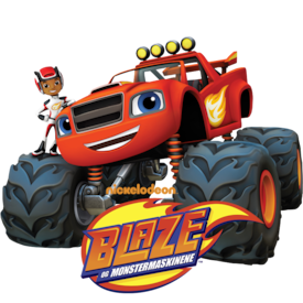 Blaze & the Monster Machines NO