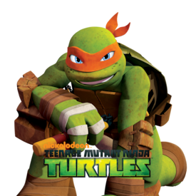 Teenage Mutant Ninja Turtles DK